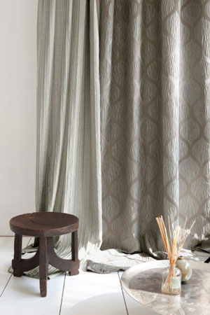 James dunlop origami curtain collection colour plus nz for Origami curtain