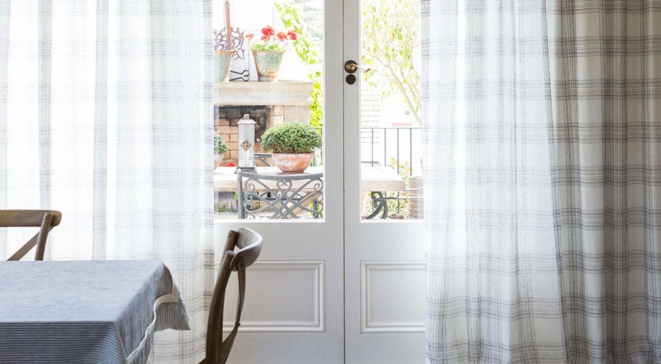 provence curtains - Home The Honoroak