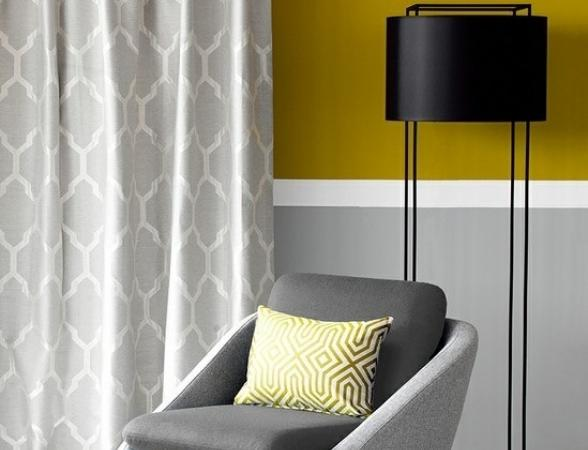 Curtains Ideas curtains matching wallpaper : Home Décor - Colourplus NZ