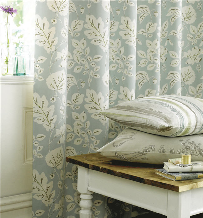 Charles Parsons Fleur Curtain Collection